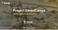TECES has launched a feasibility study on ways of developing smart deployable camps (Smart Camps)